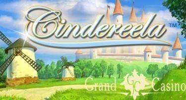 Cindereela игровой автомат